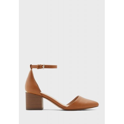 Call It Spring Girls brown Drizzy Pump 2FUAG8208