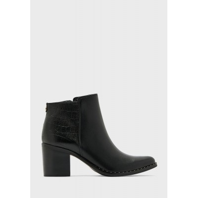 Kendall+Kylie Girl's black Coly Ankle Boot PTREK2059